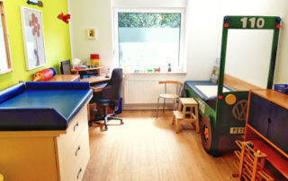 Behandlungsraum 1 Kinderarzt Schwarmstedt