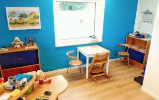 Behandlungsraum 3 Kinderarzt Schwarmstedt