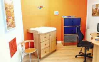 Behandlungsraum 4 Kinderarzt Schwarmstedt
