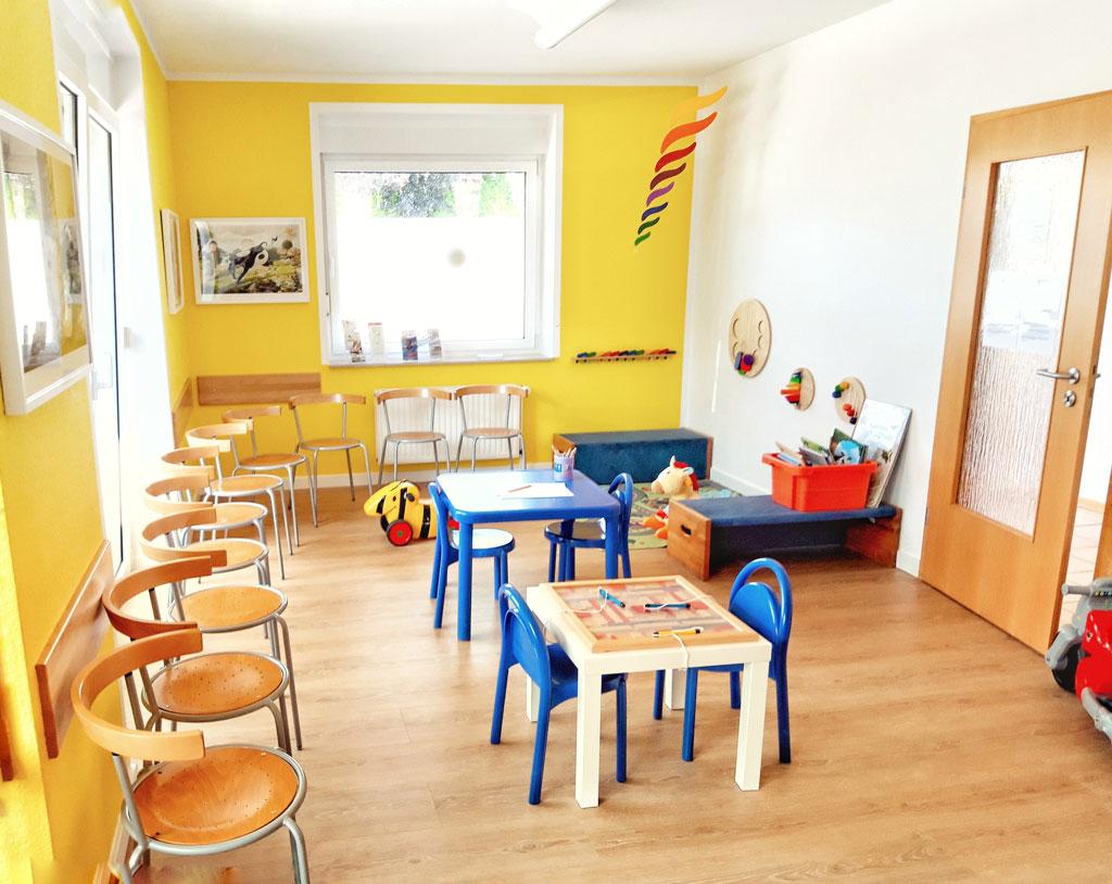 Wartezimmer Kinderarzt Schwarmstedt